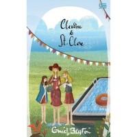 Buku Novel Enid Blyton Seri St Claire edisi cover baru