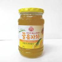 Yuzu Korea Honey Citron Tea Ottogi Madu Sari Buah Citrus Citron 500g