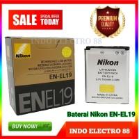 Battery Nikon EN-EL19 (S100/S2500/S2700/S2750/S3100/S3200/S3300/S3500)