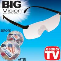 Kaca pembesar / Kaca mata pembesar Big Vision