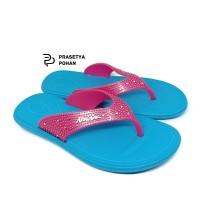 Sandal Anak Perempuan - Sendal Tahan Air V08 - Biru