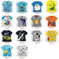 Baju Atasan Anak Laki Laki Karakter 7-10 Tahun Murah
