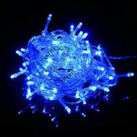 LAMPU NATAL LED / LAMPU TUMBLR / TWINKLE LIGHT / LAMPU HIAS - Biru
