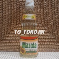 MAZOLA SUNFLOWER OIL | MINYAK BUNGA MATAHARI 450 ML