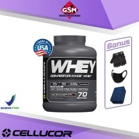 NEW !! CELLUCOR COR PERFORMANCE WHEY 5 LBS 70 serving