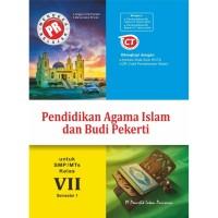 BUKU LKS PR PENDIDIKAN AGAMA ISLAM DAN BUDI PEKERTI KELAS 7