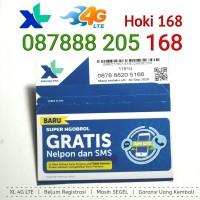 Nomor Cantik XL 4G LTE 087888 205 168