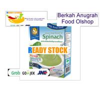 Lady Anna Instant Soup Cream of Spinach | Sup Krim Instan rasa Bayam