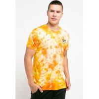 MTH36 thirdday tie dye yellow peach unisex t-shirt