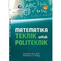 Matematika Teknik untuk Politeknik