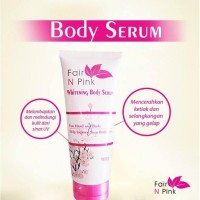 Fair N Pink Whitening Body Serum 160Ml / Body Lotion
