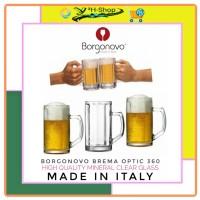 GELAS BORGONOVO Brema Optic 360 Beer Glass BIR/BEER MADE IN ITALY