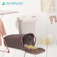 Olymplast Laundry Basket - Keranjang Baju Laundry Bag