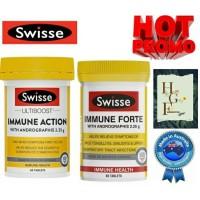 Paket Promo Swisse Immune Action & Swisse Immune Forte