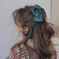 Raja - Jepit Rambut Pita Besar Korea / Aksesoris Jepitan Hair Clip