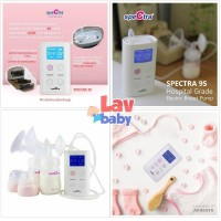 Spectra 9s breastpump / breast pump spectra 9 s