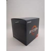 AMD RYZEN 5 Pinnacle Ridge 2600x 3.6Ghz Up To 4.2Ghz BOX 3 TAHUN