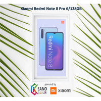 Xiaomi Redmi Note 8 Pro [6GB/128GB] Garansi Resmi