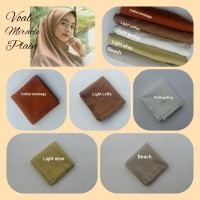 Hijab Voal Miracle Plain LC By Umama PART 3