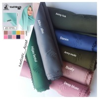 Hijab Voal Miracle Plain LC By Umama PART 4