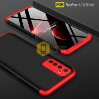 Case Realme 6 Hardcase Original GKK 360 Full Protective