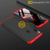 Case Samsung A11 / M11 Hardcase Original GKK 360 Full Protective