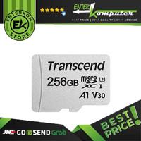 Transcend Micro-SDXC 256GB Class 10 UHS-1 U3 A1 V30 TS256GUSD300S-A