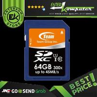 Team SDHC UHS-1 64GB (40MB/S)