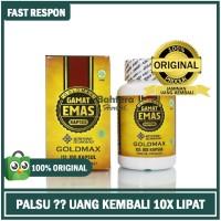 Obat Pneumonia - Paru-Paru Basah - Goldmax Gamat Emas Herbal