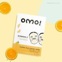 OMO! Cupra Silk Facial Mask Vitamin C (7pcs) Masker Wajah