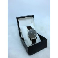 jam tangan pria WD tali kulit