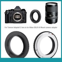 Sos Ring Adapter Lensa Tamron Adaptall untuk Nikon DSLR Bahan