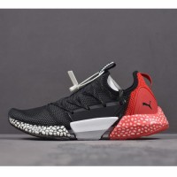 Sepatu Sneakers Olahraga Model PUMA Shock Absorber Jelly Warna Merah