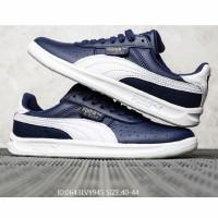 Sepatu Sneakers Casual Pria Model Puma ST Runner NL Low Cut Bahan