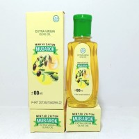 Minyak Zaitun / JADIED Zaitun Extra Virgin Olive Oil 60ml