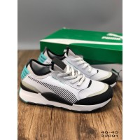 Sepatu Sneakers Olahraga Pria Model Puma Evolution rs-0 Video Game