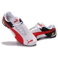 Sepatu Sneakers Desain Puma Ferrari