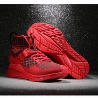 Sepatu Sneakers Olahraga Model PUMA IGNITE evoknit untuk Pria