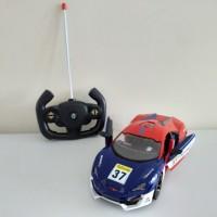 New Top Speed Sports Car Mainan Mobil Remote Control Size Big(skala