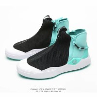 Sepatu Sneakers Bertali Desain Diamond x Puma x Puma untuk Pria /