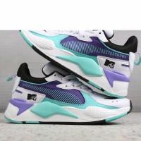 Sepatu Sneakers Desain Puma rs-x impingement Warna Splicing Retro