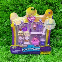 Shopkins Happy Places Royal Trends Moon Bunny Bedroom