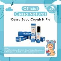 Cessa Cough n Flu Pereda Batuk Dan Pilek Bayi - Essential Esensial Oil