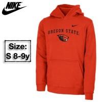 Nike jaket/Sweatshirt Hoodie Anak Oregon State Branded Original