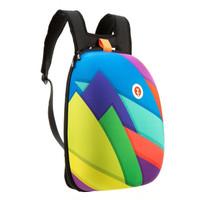 Zipit Shell Bacpack Tas Sekolah Untuk Anak & Dewasa - Colorful