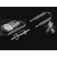 Co2 Diffuser Spiral Diffuser Set Glass