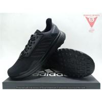 SEPATU RUNNING / LARI ADIDAS DURAMO 9 ORIGINAL B96578 BLACK