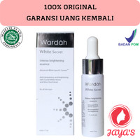 Wardah White Secret Intense Brightening Essence Serum 17ml