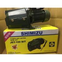 Mesin pompa air semi jet pump shimizu jet 100 bit