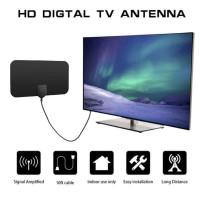 Antena Universal TV Sinyal Daya Tangkap Kuat Antenna Indoor HD DVB-T2
